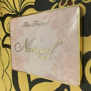 Too Faced- Natural Face Palette